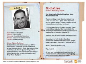 Michael Stelzner Social Media Examiner
